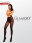 Preview: Glamory Honey 20 Feinstrumpfhose gemustert mit Matt-Effekt