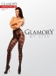 Mobile Preview: Glamory Diamond 20 Feinstrumpfhose transparent mit Rautenmuster