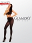 Mobile Preview: Glamory Marea 70 blickdichte Strumpfhose mit Knoten-Musterung